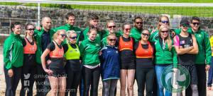 Irish national squad