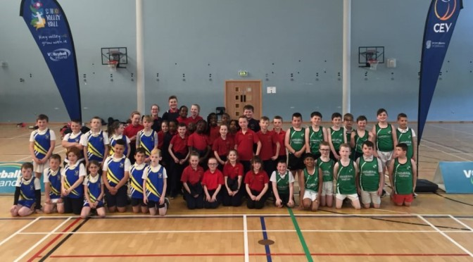 Ireland launches fundamental Movement Skills programme