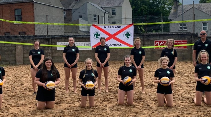 Northern Ireland Volleyball adjusts to COVID-19 as activities resume