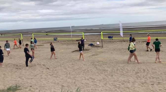 Volleyball Ireland launches Youth Beach Tour