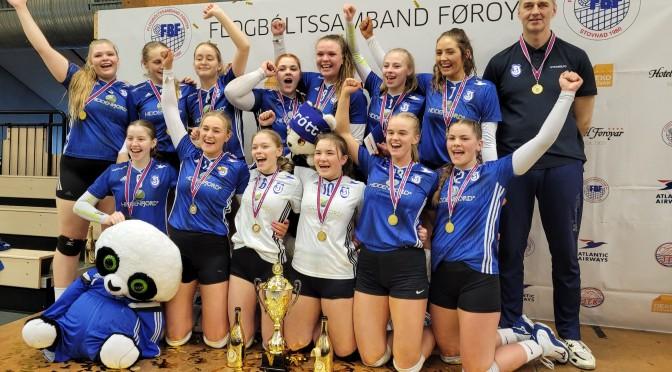 Golden Sets decide dramatic Faroese league finals