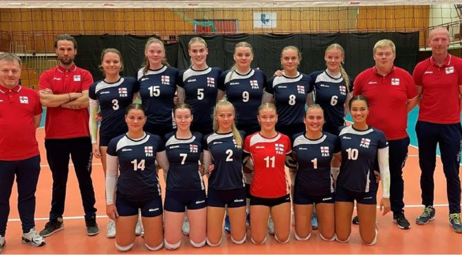 Faroe Islands and Iceland to lock horns for SCA women's U19 title