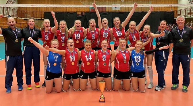 Iceland triumph at SCA U19 Women's Championship on home soil